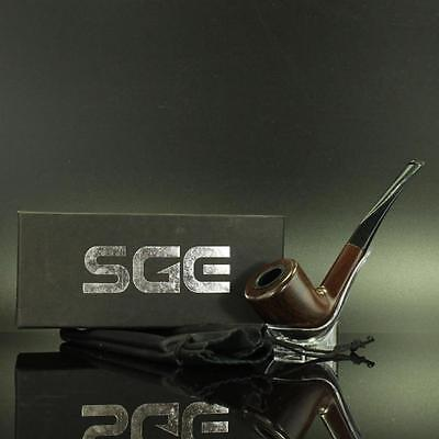 New Tobacco Pipe Smoking Cigarettes Cigar Pipes Gift Durable Metal Bowl