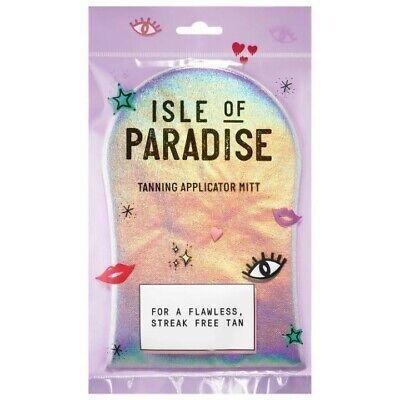 Isle of Paradise Self Tanning Applicator Mitt - New - Sealed