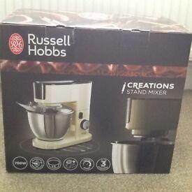 Russell Hobbs cream creations mixer/food processor