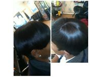 LAFAYETTE MOBILE HAIRDRESSER and SALON Specialise in Weave Wig Braids Locks and many more