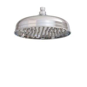 Aquabrass 2510 Rainheads 10 Bell Rainhead Polished Chrome