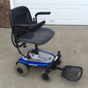 Electric wheelchair/ scooter