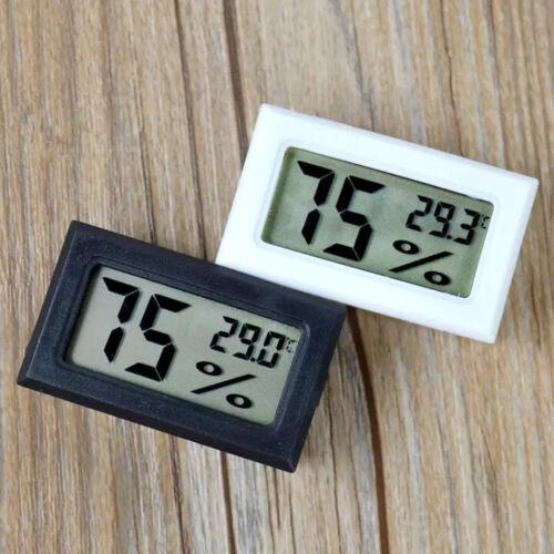 Digital LCD Humidity Meter Sensor Thermometer Gauge Hygrometer Room Temp.UK SELL