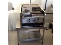 Archway Chargrill on stand