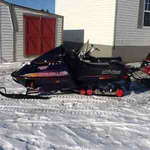 For trade for Yamaha older snowmobiles fan cooled