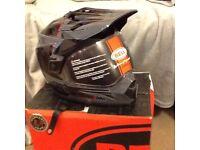 Bell power sports mx-9 adventure helmet