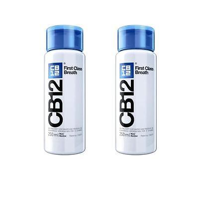 CB12 Spüllösung 250ml oder boost Kaugummi 10St gegen Mundgeruch Kombis WÄHLBAR