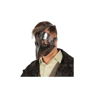Bubonic Plague Arzt Tod Maske Halloween Erwachsene Kostüm Mittelalter (Arzt, Tod, Halloween)