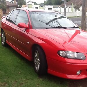 2002 Holden Commodore Sedan Ascot Vale Moonee Valley Preview