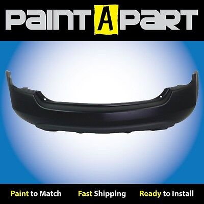 - Fits:2006 2007 Nissan Murano Rear Bumper Cover (PREMIUM) Painted