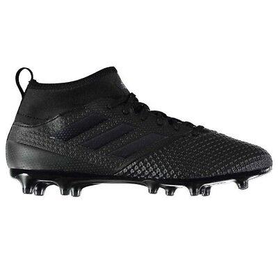 Adidas ace 17.3 black football boots Boys/men UK 6 1/2 EU 40 Brand New