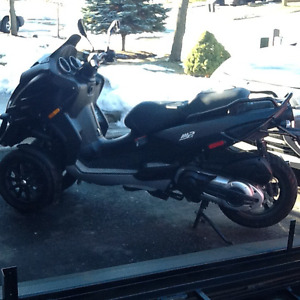 Piaggio MP3 2008 500 cc with only 4160 km