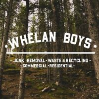 Affordable & Reliable Whelan Boys Junk Removal