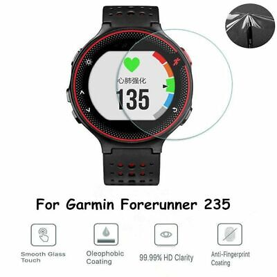 Clear Thin HD Soft TPU Screen Protector Film Cover For Garmin Forerunner 235 Lot