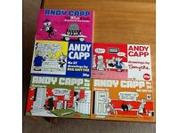 Andy Capp Cartoon Books by Reg Smythe