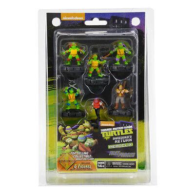 Heroclix Teenage Mutant Ninja Turtles Shredders Return Fast Forces Pack (Ninja Teenage Turtles)