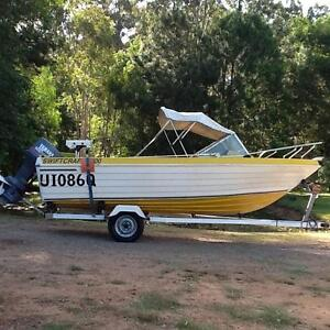 5.2m swift craft Diddillibah Maroochydore Area Preview