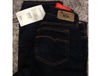 New * Diesel Women's Bootzee Jeans* £50