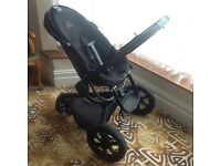 Quinny Mood Buggy and Carry Cot