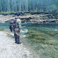 Fly fishing guiding and lessons
