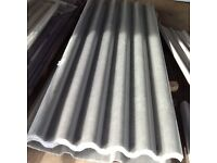 Roofing sheets grp roof lights