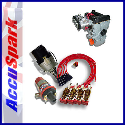 Lotus Twin Cam 23D  Full electronic ignition and distributor performance kit