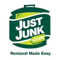 Queen's Full Service Junk Removal Services provided by JUSTJUNK