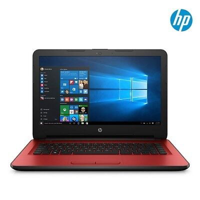 HP 15.6 inch Laptop Intel Quad-Core 2.16GHz 4GB 500GB DVDRW HDMI Windows 10