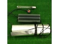 Used Hydroponics Sunmaster Digilight 600w watt Digital Ballast For Grow Light kit colletion only