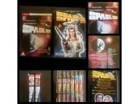 Space 1999 dvd box sets