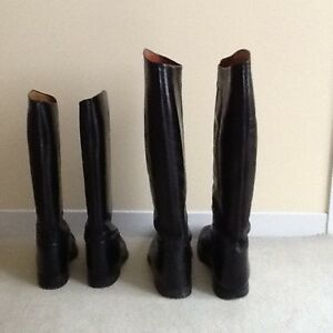 LEATHER BOOTS - LADIES an MEN'S