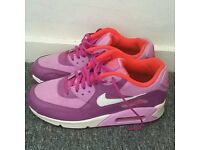 Ladies Nike Pink Air Max 5.5