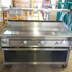 Keating Miraclean Chrome Griddle