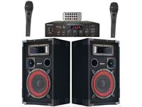 Speakers , Projectors , PA system HIRE -Karaoke, Birthdays, Parties, Weddings