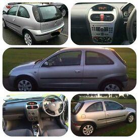 Vauxhall CORSA SEMI auto