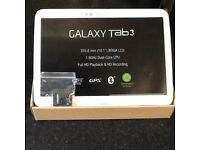 Galaxy tab 3 16gb.Boxed and in excellent condition.