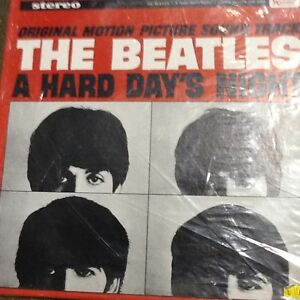 THE BEATLES Vinyl Collectible Record $100