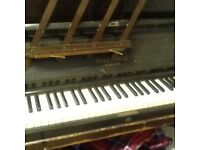 Piano free if collected