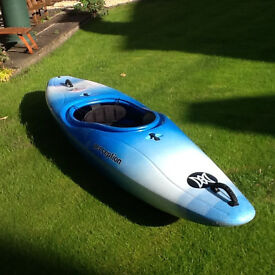 PERCEPTION ARC for sale - Excellent river runner and beginner - intermediate kayak