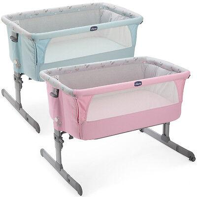 ORIGINAL Chicco Side Sleeping Crib Next2Me Baby Crib Next 2 Me Co-Sleep Sleeping