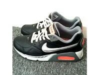 Nike Air Max black and silver size 4.5