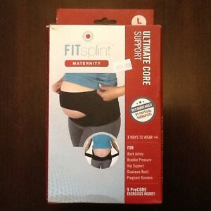 Fit splint maternity