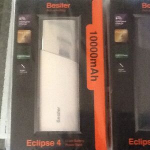 New Bester 10.ooo mAh Li-ion battery pack $45 Peterborough Peterborough Area image 1