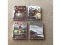 Agatha Christie Audio Cassette Books