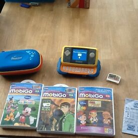 Mobi Go and Games