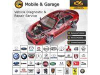 GARAGE & MOBILE - DIAGNOSTICS & REPAIR SERVICE - AUTOMATIC TRANSMISSIONS -