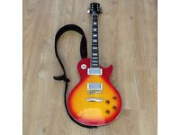 Epiphone Les Paul Electric guitar Plus Top Pro