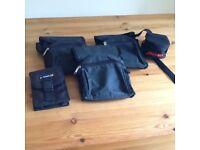 Mens belt bags