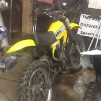 77 & 78 YZ125 Still available Norfolk County Ontario Preview