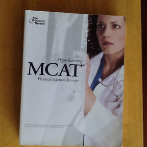HYPERLEARNING MCAT PHYSICAL SCIENCES REVIEW - 2010